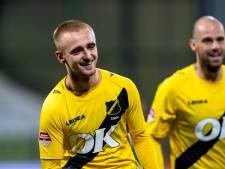Fiorini voorkomt met schitterende treffer nieuwe zeperd NAC tegen laagvlieger FC Dordrecht