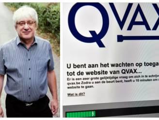 "QVAX-beheerder Frank Robben: ""Absolute veiligheid heeft u enkel op het kerkhof"""