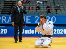 Matthias Casse domine Sami Chouchi et décroche le bronze en -81 kilos