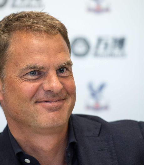 Frank de Boer est le nouveau sélectionneur des Pays-Bas