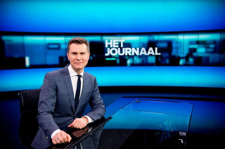 Wim De Vilder. Beeld VRT -Lies Willaert