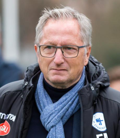 Verdienstelijke punt Spakenburg tegen Koninklijke HFC