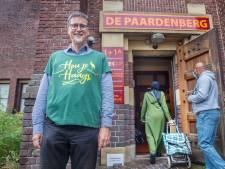 Bij deze voedselbank is gezelligheid verdwenen: mensen zijn angstig en verslagen