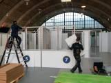 Empelse standbouwer maakt nieuwe GGD-vaccinatiestraat: tussen 800 en 1600 prikken in Brabanthallen