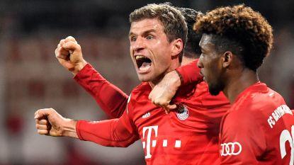 Bayern voorkomt blamage in Duitse beker - Raman blinkt uit - Bornauw laat zich ringeloren door vierdeklasser