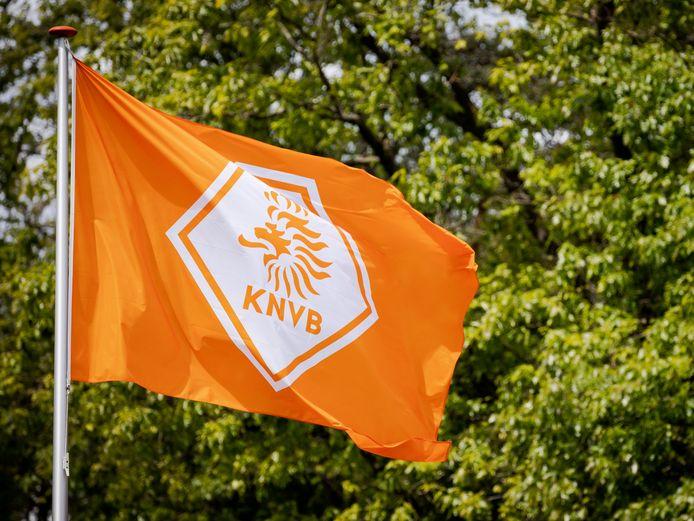 De KNVB presenteert de tien spelers die de voorselectie van E_Oranje vormen. Uiteindelijk blijven er vijf spelers over die het digitale Nederlands 'elftal' zullen vertegenwoordigen.