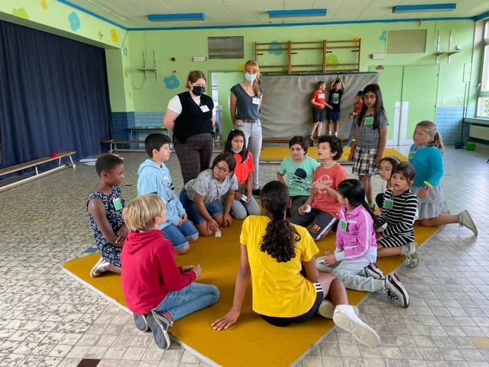 Maar liefst 256 leerlingen namen deel aan de zomerschool van De Leerschakel.