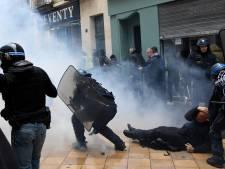 Eerste verjaardag Gele Hesjes: rellen en meer dan 150 arrestaties in Parijs