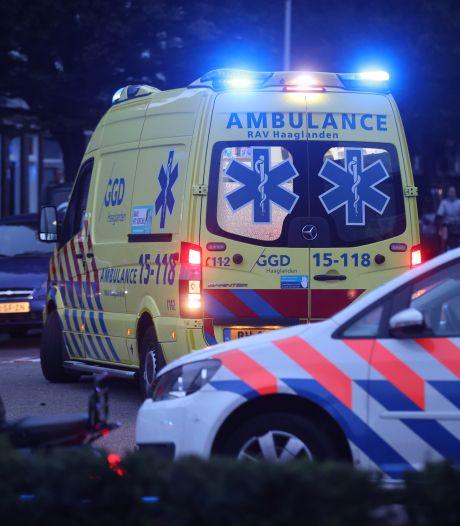 Veel politie-inzet bij te water geraakt kind in Bezuidenhout