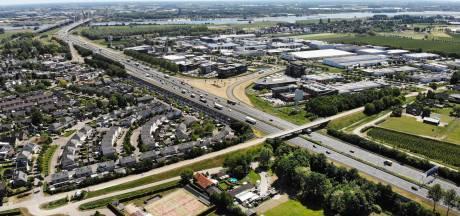 Inspraak is begonnen: Waardenburgers vinden verbreding A2 en extra Waalbrug 'desastreus'