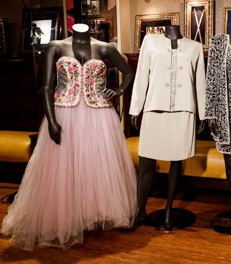 Roze jurk Aretha Franklin geveild voor 10.000 dollar