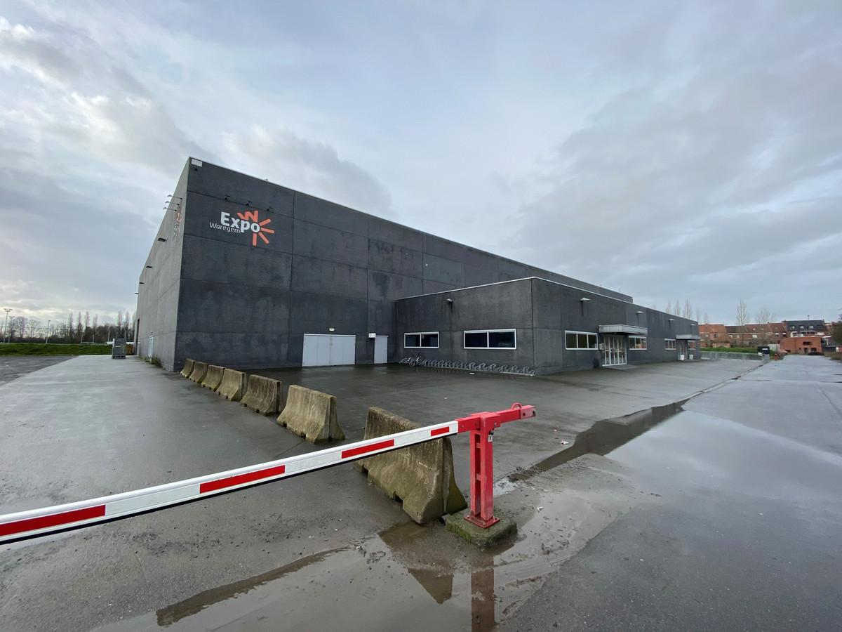 Expo Waregem wordt mogelijk het decor van de vaccincampagne.