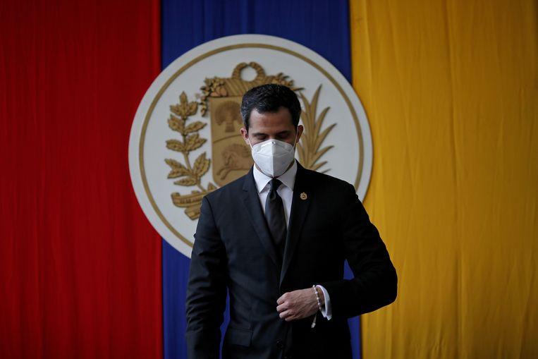 Juan Guaidó. Beeld REUTERS