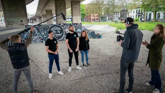 Alles uit de kast om Arnhemse jongeren hun wapens in te laten leveren