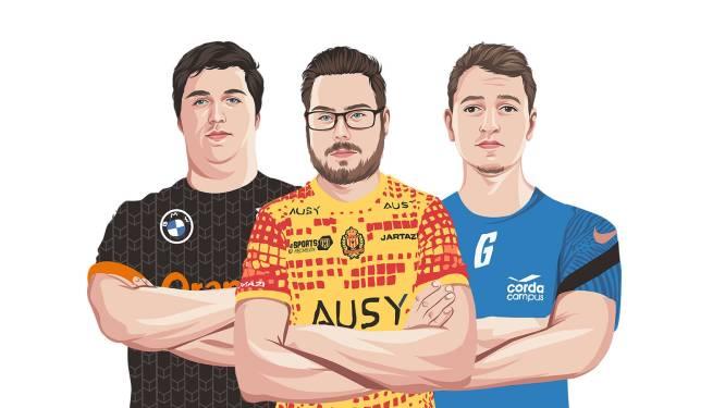 Live vanaf 18u45: wie stoot door naar play-offs Belgian League?