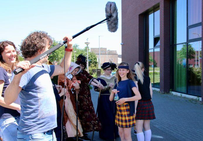 Musicalvereniging Tikiko maakt dit jaar een film in plaats van een musical.