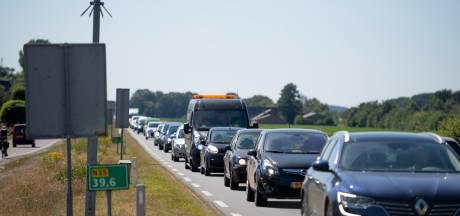 Noodreparatie aan N35: weg tussen Nijverdal en Wierden gaat hele nacht dicht