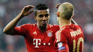 Zuinige zege Bayern op Frankfurt na goal Mandzukic