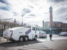 Politie verhoogt waakzaamheid aan Sint-Pietersstation na vechtpartijen met Brusselse jongeren