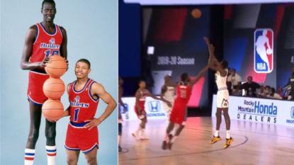 Twintig jaar, 2 meter 18 en zoon van legendarische vader: alleskunner Bol Bol staat klaar om NBA te veroveren