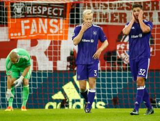 Herbeleef hoe Anderlecht al snel tot tien werd herleid na rood Kums en vervolgens 3-0 om de oren kreeg bij Bayern