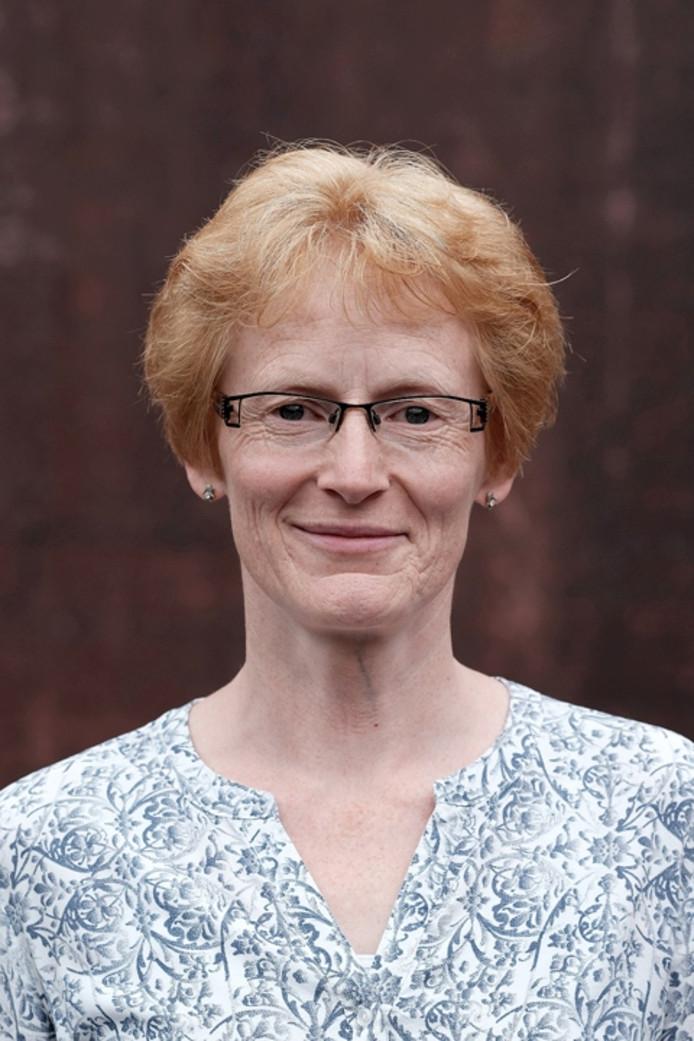Sandra Bergevoet.