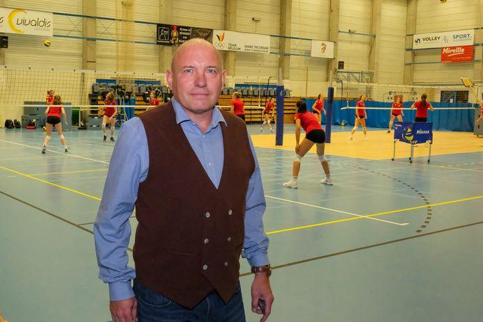 volleybal Vilvoorde: Jan Jodts