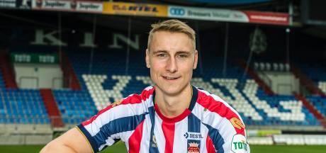 Willem II-aanwinst Ulrik Jenssen: een 'fox in the box' die groot durft te dromen