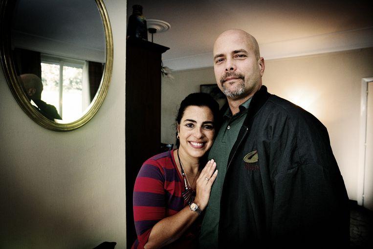 Gerardo Hernandez en Adriana Perez. Beeld Tim Dirven
