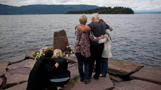 Bomaanslag in Oslo en bloedbad op eiland Utoya eisten tien jaar geleden 77 levens