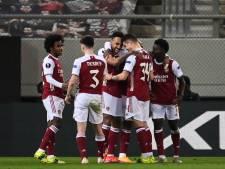 Arsenal pas laat langs Benfica, Granada verrast Napoli