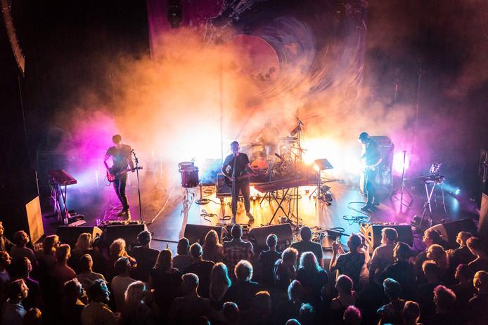 Een van de hoogtepunten bij Metropool was het optreden van The Boxer Rebellion, een Britse Indieband die een paar optredens in Nederland gaf en ook naar Hengelo kwam.