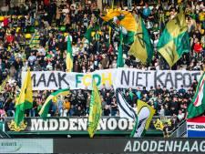 ADO Den Haag stelt directeur Reijntjes onder curatele, Gudde zegt nee en club hoopt nu op Nijland