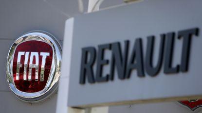 Renault en Fiat Chrysler doen nieuwe poging na mislukte fusie