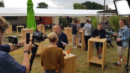 """IT-bedrijf gaat via kortfilm op zoek naar personeel tijdens Crammerock : """"Festivalweide ideaal om jong talent aan te trekken"""""""