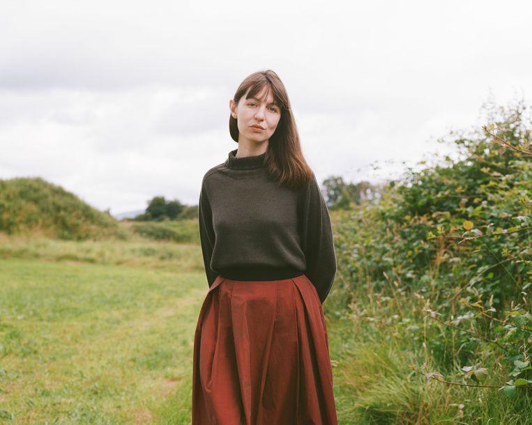Sally Rooney Beeld Guardian / eyevine