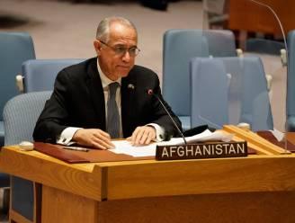 Vertegenwoordiger Afghanistan houdt dan toch geen toespraak op VN-top