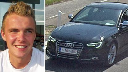 Rik Dries (22) vermist sinds hij thuis in Dessel met zijn Audi vertrok