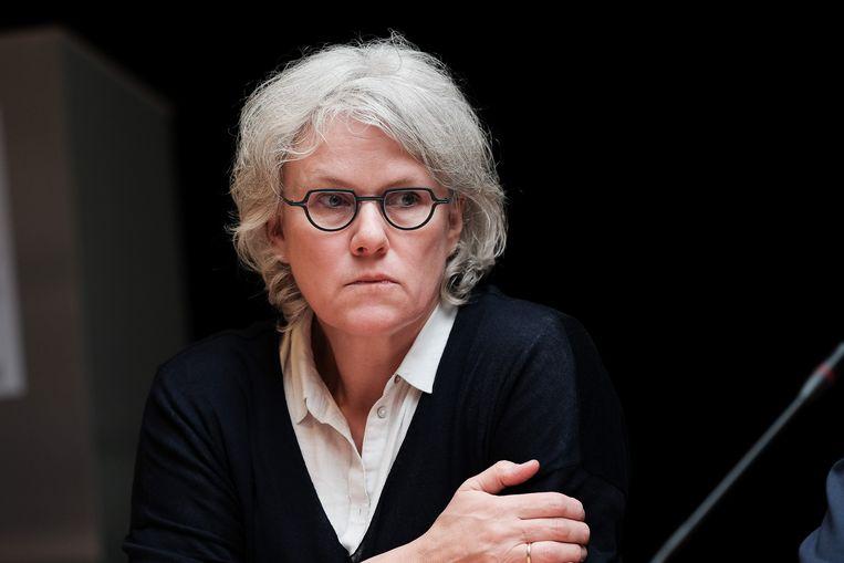 Sophie Quoilin. Beeld BELGA