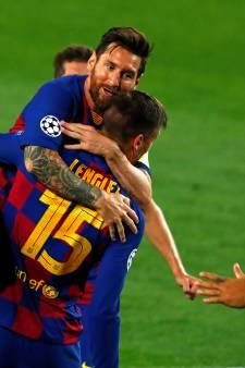 """Pas de problème pour le Barça et le Bayern, direction Lisbonne et le """"Final 8"""""""