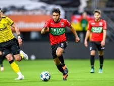 Sellouf na vertrek bij NEC op proef bij FC Utrecht