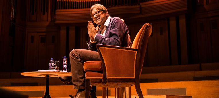 Guy Verhofstadt. Beeld Wouter Van Vooren