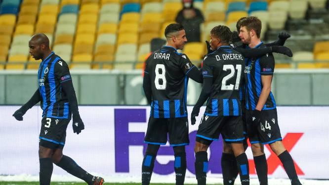 Geen nieuwe besmettingen bij Club Brugge, match tegen OH Leuven kan doorgaan
