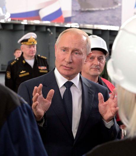 VS roepen Rusland op Zwarte Zee niet af te sluiten, spanningen lopen verder op