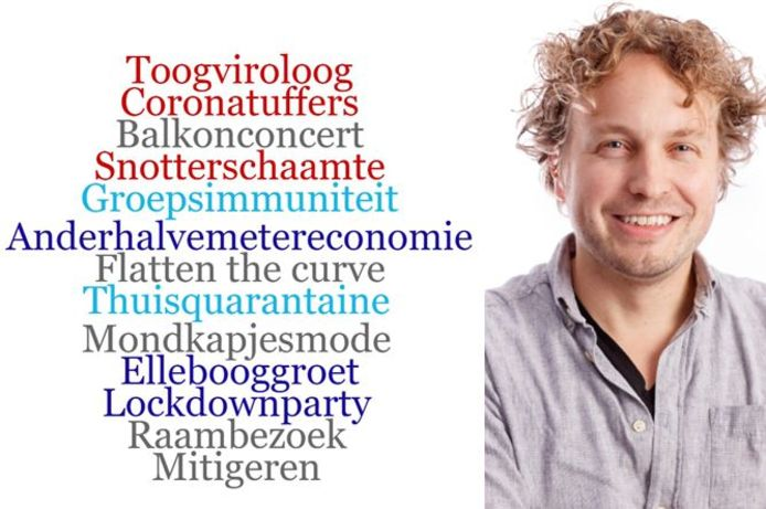 Tig termen staan te trappelen om ons taalgebruik te infecteren, merkte columnist Niels Herijgens.