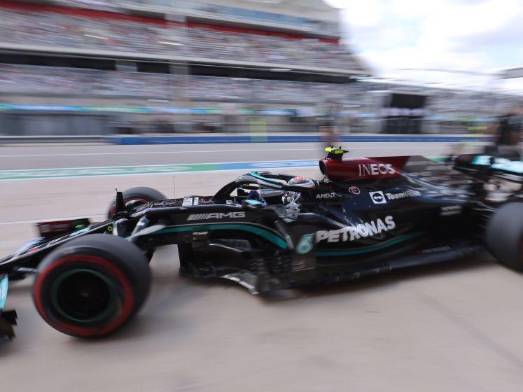 Bottas de snelste in VT1, maar Fin krijgt wel gridstraf