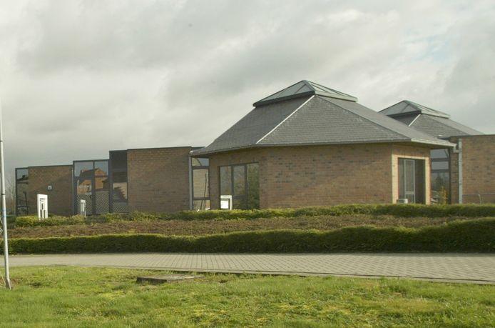Gemeentehuis In Bekkevoort.