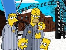 Les Simpson à Auschwitz