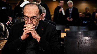 Franse priester Bernard Preynat afgezet na beschuldigingen van pedofilie