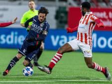 TOP Oss-verdediger Lorenzo Piqué voor drie wedstrijden geschorst